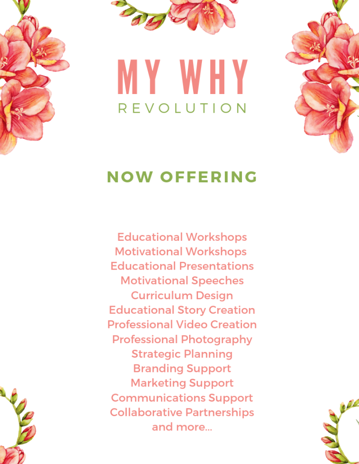 JOIN, the My Why Revolution